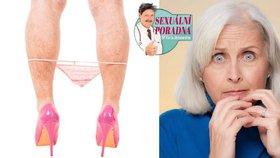 Sexuální poradna: Syna jsem načapala masturbovat v mých kalhotkách!