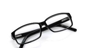 Brýle, které nebudou na obtíž