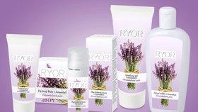 Nechte se hýčkat kosmetikou s levandulí z Provence!