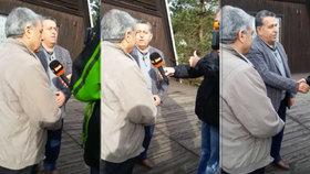 Aktivisté: Prima zmanipulovala reportáž o uprchlících, o kravíně nemluvili