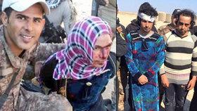 Džihádisté z ISIS se převlékli za ženy! Hrdlořezové chtěli obelstít armádu
