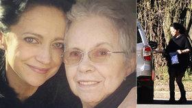 Lucie Bílá nechala tajně zpopelnit maminku: Rodina o ničem nevěděla