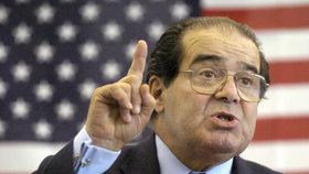 Zemřel vlivný člen amerického Nejvyššího soudu Antonin Scalia: Čeká se bitva o jeho nástupce