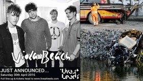 Slavná britská kapela se zřítila z mostu: V potopeném autě všichni zemřeli