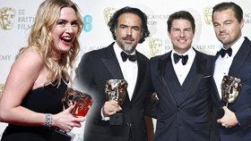 Britské ceny BAFTA ovládlo Zmrtvýchvstání: DiCaprio je o krok blíže Oscarům!