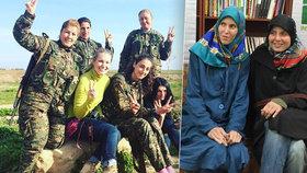 Částka za Hanku a Tonču neměla uniknout, vzkazují Češky ze Sýrie
