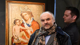 Rozhodnuto: Madona z Veveří pojede na farnost, Národní galerie ji vydá