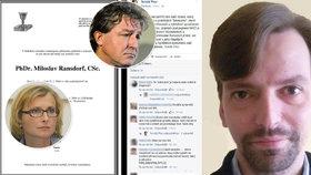 """Dohra Ransdorfova parte na webu. Za """"židoku*vy"""" jde KSČM ostře do vlastních řad"""