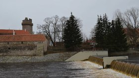 Na Šumavě hrozí povodně, bylo až 17 °C. Únor překvapí, sledujte radar Blesku