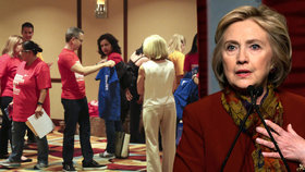Clintonová nehraje fair play? Její tým prý v Nevadě mátl voliče