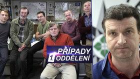 Konec Případů 1. oddělení: Seriál mi uškodil, říká šéf skutečné pražské mordparty