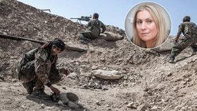 Češka svědkem boje s ISIS: Všude létaly kulky, přivezli i tank