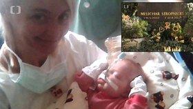 Bolestné vzpomínky Žilkové na smrt malého syna: Pět dní před smrtí ho opustila!