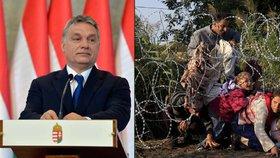 Maďary čeká referendum o uprchlících. Orbán chce slyšet názor lidí na kvóty