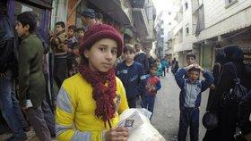 Ceny potravin raketově vzrostly, chleba je luxus: Miliony Syřanů jsou o hladu