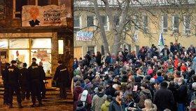 Dny Kliniky na Žižkově jsou sečteny: Aktivisté se budou muset vystěhovat, Nejvyšší soud dovolání zamítl