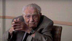 Zemřel Walter Ehrlich (†100), vědec s českými kořeny. Život věnoval tlaku