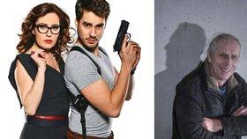 Při natáčení V.I.P. vražd pomáhá špičkový kriminalista! Dopadl i spartakiádního vraha