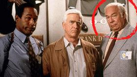 Zemřel herec George Kennedy (†91), hvězda Dallasu, Bláznivé střely nebo Tuctu špinavců