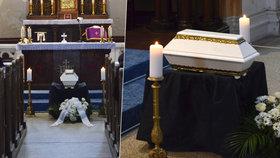 Pohřeb Leničky z babyboxu: Děvčátko z Chebu zemřelo na vrozenou vadu