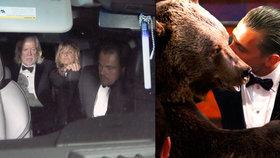 Když kamery zhasnou: Co dělaly hvězdy po udílení Oscarů?
