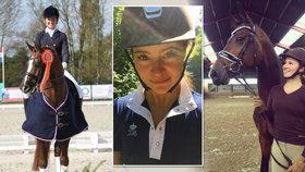 Nejmladší miliardářce světa je teprve 19 let: Alexandra Andresen miluje jízdu na koni