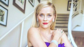 Celebrity na síti: Reese Witherspoon na Oscarech a krásná Britney Spears