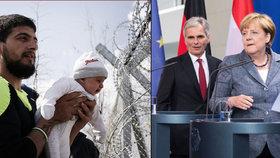 Vozte uprchlíky z Turecka a Řecka rovnou za Merkelovou, navrhl rakouský kancléř