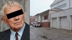 Otřesný zážitek Vladimíra (90) z Jičína: Zapomněli ho celou noc v sanitce!  Marně bušil holí…
