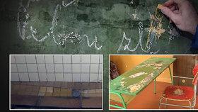 Škola hrůzy v Sokolovcích: Žáci čůrají do žlábku a píšou na rozpadlé tabule