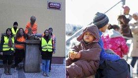 Nejhorší zážitek uprchlických dětí? Tábory v Česku, tvrdí dobrovolnice