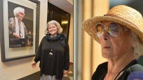 Dcera Květy Fialové (86) Zuzana: Čekala jsem, že maminka zemře