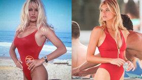 Pamela Anderson má těžkou konkurentku: Záchranářku Kelly všichni by chtěli!