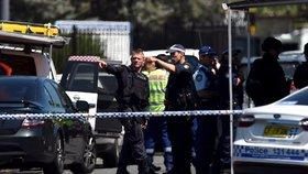 Střelba v Austrálii: Útočník zastřelil muže a pak spáchal sebevraždu