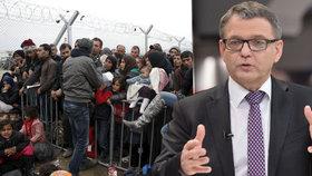 Zaorálek pro Blesk: Uprchlíci se musí vrátit domů. A my jim musíme pomoci