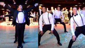 Doják jako blázen: Na tohle nevěsta rozhodně nezapomene