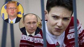 Bělobrádek píše Putinovi na obranu pilotky. Kalousek marně burcoval poslance