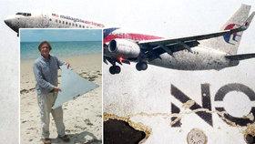 Největší záhada v dějinách letectví trvá už 2 roky: Rozlouskne dobrodruh tajemství letu MH370?