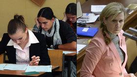 Maturita z matematiky bude na gymnáziích a lyceích povinná. Jinde jí unikli