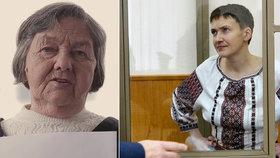 """""""Savčenkové zbývá pět dní života."""" Matka hladovějící pilotky prosí o pomoc"""
