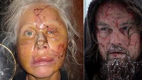 Žena, které medvěd ukousl nos a uši: Revenant je blbost, DiCaprio vyvázl jen se škrábanci!