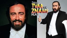 Neuvěřitelná proměna Jakuba Koháka: Vypadá a zpívá jako Pavarotti!