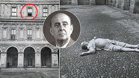 Takhle zemřel Jan Masaryk: Po téměř 50 letech byly zveřejněny důkazní fotografie