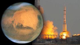 Češi spojili síly s Rusy v hledání mimozemského života. Sonda míří k Marsu
