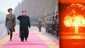 Severokorejci vyhrožují vodíkovou bombou: Vymažeme z povrchu světa Manhattan