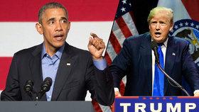 Obama vmetl Trumpovi lži o svém původu. Miliardáře měla odstranit tajná schůzka