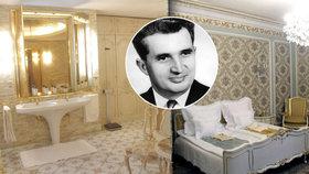 Rezidence rumunského diktátora se otevřela veřejnosti: Komunista měl bazén, saunu i solárium!