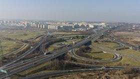Velký den pro Pražský okruh. ŘSD dostalo územní rozhodnutí, týká se jihovýchodního úseku 511