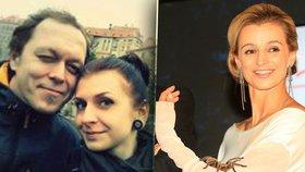 Manžel hvězdy Ordinace Ivany Jirešové má milenku! Křehkou blondýnku vyměnil za potetovanou brunetu