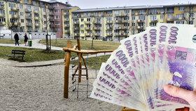 Na vlastní bydlení mohou Češi zapomenout. Ceny rostou nejvíce v EU, mzdy zaostávají